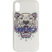 Kenzo White Tiger Iphone X Xs Case