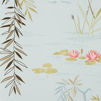 Nina Campbell Swan Lake Wallpaper Ncw4020 06