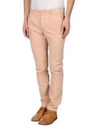 Paoloni Casual Pants Sand