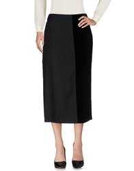 Angelos Frentzos 3 4 Length Skirts Black