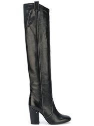 Laurence Dacade Knee Length Boots Black