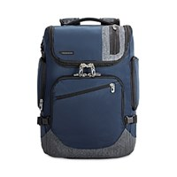 Briggs And Riley Brx Excursion Backpack Blue