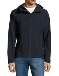 Hawke And Co Waterproof Softshell Jacket Navy