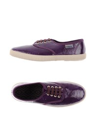 Victoria Footwear Low Tops And Trainers Women Mauve