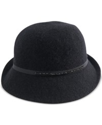 Inc International Concepts Jet Stone Cloche Only At Macy's Black