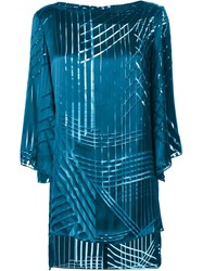 Ginger And Smart 'Light Stream' Tunic Blue