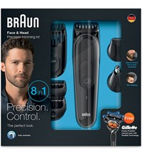 Braun Multi Grooming Kit 8 In One