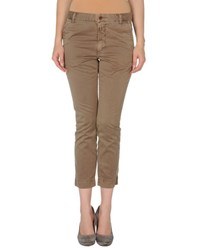 Closed Trousers 3 4 Length Trousers Women