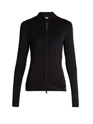 Adidas By Stella Mccartney Essentials Mid Layer Performance Jacket Black