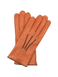 Loewe Bi Colour Leather Gloves