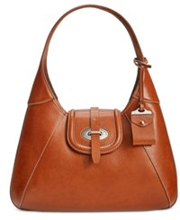 Dooney And Bourke Toscana Stitch Hobo Ginger