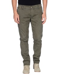 Cycle Trousers Casual Trousers Men Military Green
