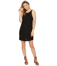Volcom Lil Mini Dress Black