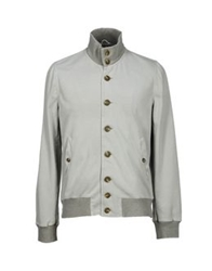 Capobianco Jackets Blue