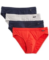 Jockey Stretch Bikini Briefs 4 Pack