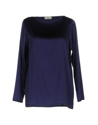 Bruno Manetti Blouses Purple