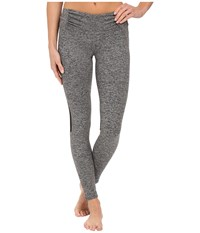 Stonewear Designs Fusion Tights Stone Heather Casual Pants Gray
