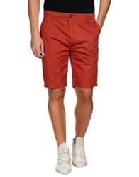 Suit Bermudas Brick Red