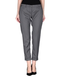 19.70 Nineteen Seventy Casual Pants Steel Grey