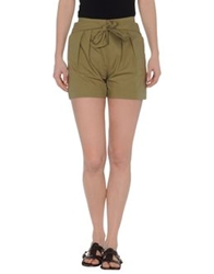 Joseph Mini Skirts Military Green