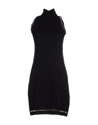 Snobby Sheep Short Dresses Black