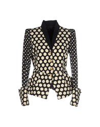 Emanuel Ungaro Suits And Jackets Blazers Women Black