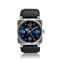Bell And Ross Br 03 92 Watch Blue