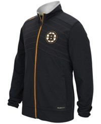Reebok Men's Boston Bruins Center Ice Warm Up Jacket