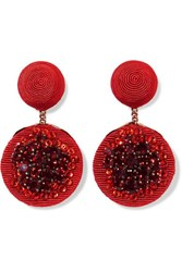 Rebecca De Ravenel Pomegranate Gold Plated