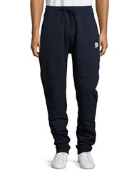 Billionaire Boys Club Logo Accented Sweatpants Navy