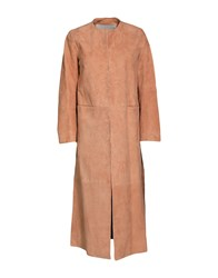 Adam By Adam Lippes Overcoats Skin Color