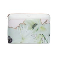 Ted Baker Eloy Pearly Petal Extra Large Washbag Ash