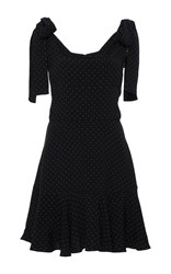 Alexis Jazz Fit And Flare Dress Black