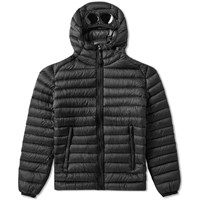 C.P. Company Down Goggle Jacket Black