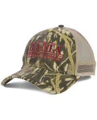 Game Alabama Crimson Tide Camo Mesh Bar Cap