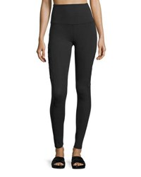 Beyond Yoga Triple Mesh High Waist Long Legging Black