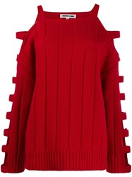 Mcq By Alexander Mcqueen Red