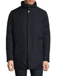 Tumi Down Filled Jacket Dark Moss True Navy