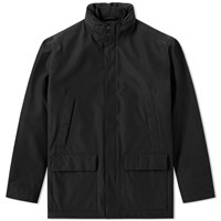 Norse Projects Skipper Military Cotton Jacket Black
