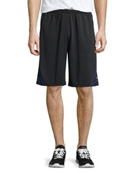Asics Flexer Shorts Jet Black