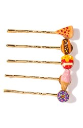 Venessa Arizaga 'Snack Attack' Bobby Pins 5 Pack