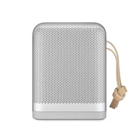 Bang And Olufsen Bando Play Beoplay P6 Portable Bluetooth Speaker Silver
