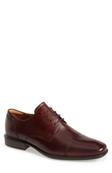 Ecco 'Cairo' Cap Toe Derby Men Walnut