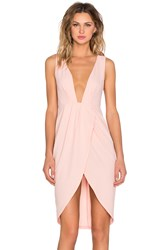 Toby Heart Ginger X Love Indie Lina Midi Dress Peach
