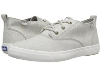 Keds Triumph Mid Heathered Canvas Light Grey Women's Shoes Gray