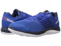Reebok Zprint Run Collegiate Royal Blue Sport Collegiate Navy White Men's Running Shoes