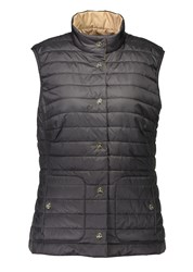 Basler Reversible Gilet Black