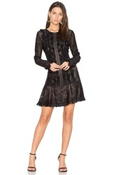 Bcbgmaxazria Guinevere Dress Black