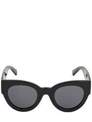 Le Specs Matriarch Cat Eye Sunglasses Black