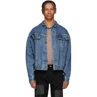 Bless Blue Maryam Nassir Zadeh Edition Denim Jacket